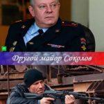 Другой майор Соколов. 2015. Серии 01-32