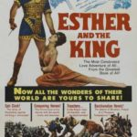 Эсфирь и Царь. 1960 год.